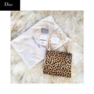 🌟 Authentic Dior Cheetah Print 🐆🌟